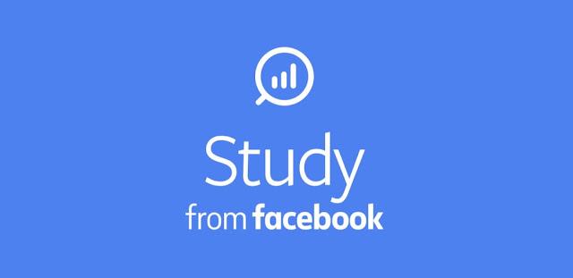 تعرف على تطبيق Study لربح المال من الفيسبوك