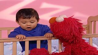 Sesame Street Elmo's World Sleep Kids and Baby