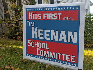 Franklin Candidate Interview: Timothy Keenan