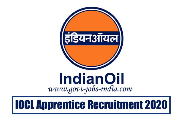 IOCL Trade Apprentice Recruitment 2020 – 404 Trade & Technician Apprentice Vacancy – Last Date 18 June 2020