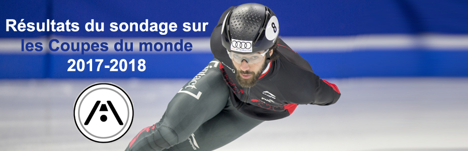 R sultats du sondage sur la saison de coupe du monde en courte piste passion patin vitesse - Coupe du monde resultats ...