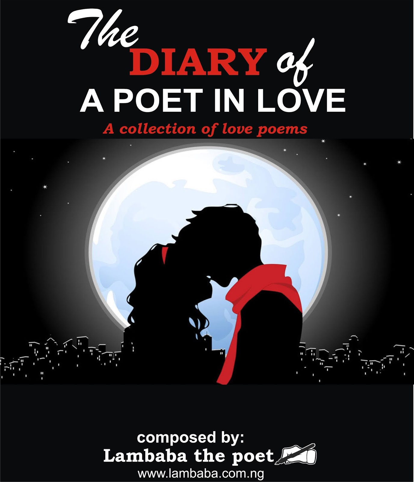 BOOK RELEASE: THE DIARY OF A POET IN LOVE | LAMBABA THE POET