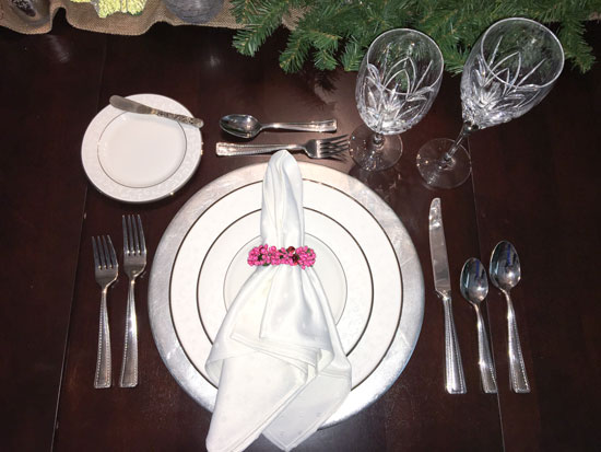 Midwestern Mama: The Proper Way to Set a Table