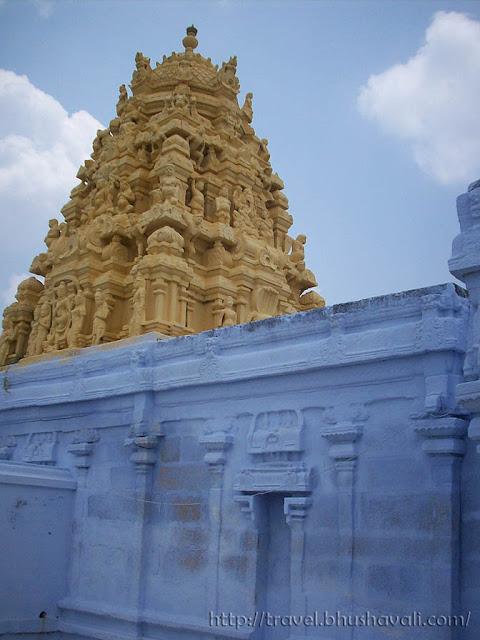 Paramathi Velur Ishwaran koil Bhimeshwarar Temple