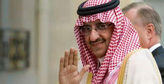 صورة تجتاح مواقع التواصل.. شاهد ما فعل ولي العهد السعودي لحظة لقائه شقيقه الأكبر أمير المنطقة الشرقية !