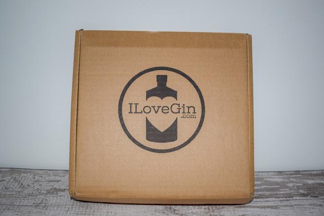 I Love Gin January box