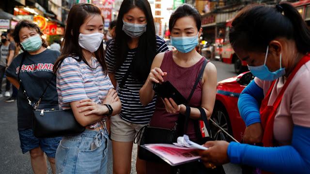 Coronavirus cases worldwide exceed 3.5 million