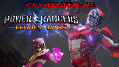 Download Power Rangers: Legacy Wars Mod Apk v1.0.1 (Unlimited Money) Terbaru 2017