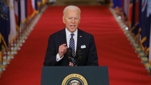 Ancaman Serius Joe Biden ke Taliban
