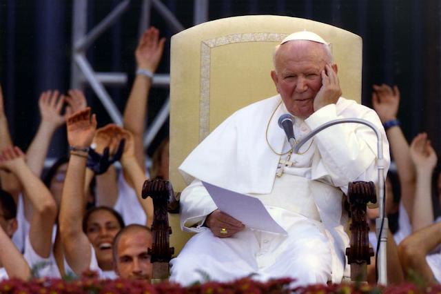 43. rocznica wyboru papieża