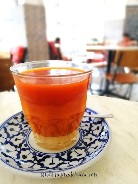 Hyeon's Travel Journal; San Da Gen Kopitiam; Thai Milk Tea