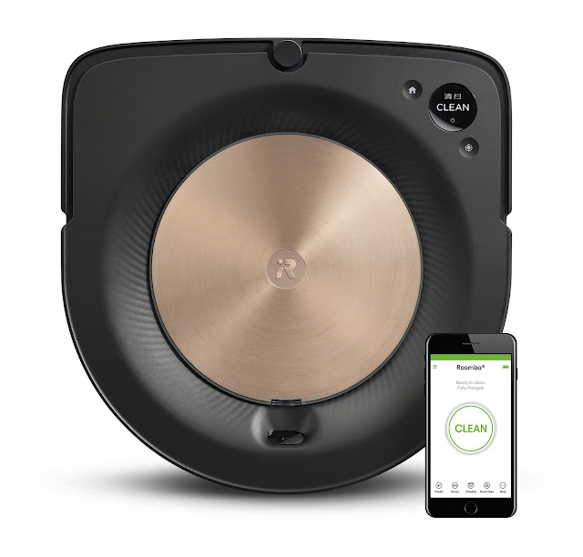 iRobot apresenta os novos Roomba s9+ e Braavajet m6