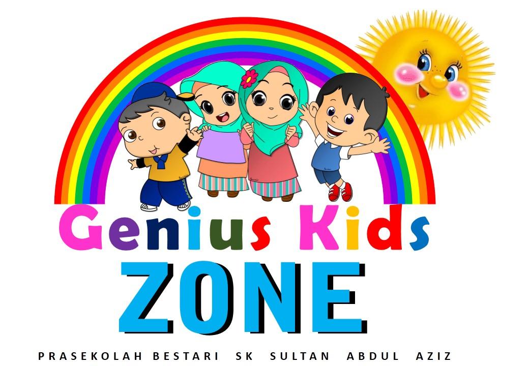Genius Kids Zone Khamis 2017 April 25