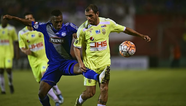 Deportivo Tachira vs Emelec en vivo
