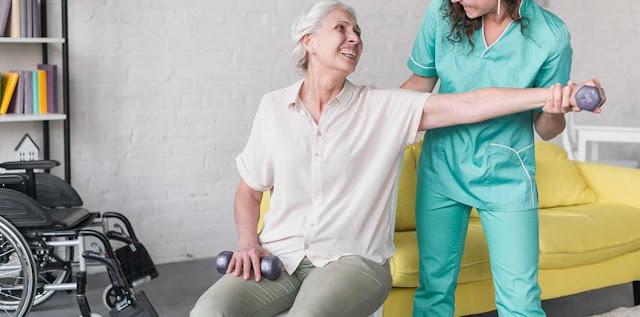 Keuntungan Melakukan Fisioterapi di Rumah