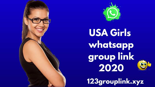 Join 901+ usa girls whatsapp group link