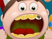 لعبة طبيب أسنان
