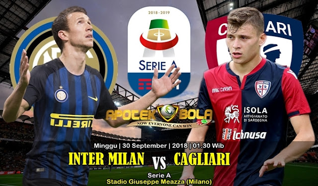 Prediksi Inter Milan vs Cagliari 30 September 2018