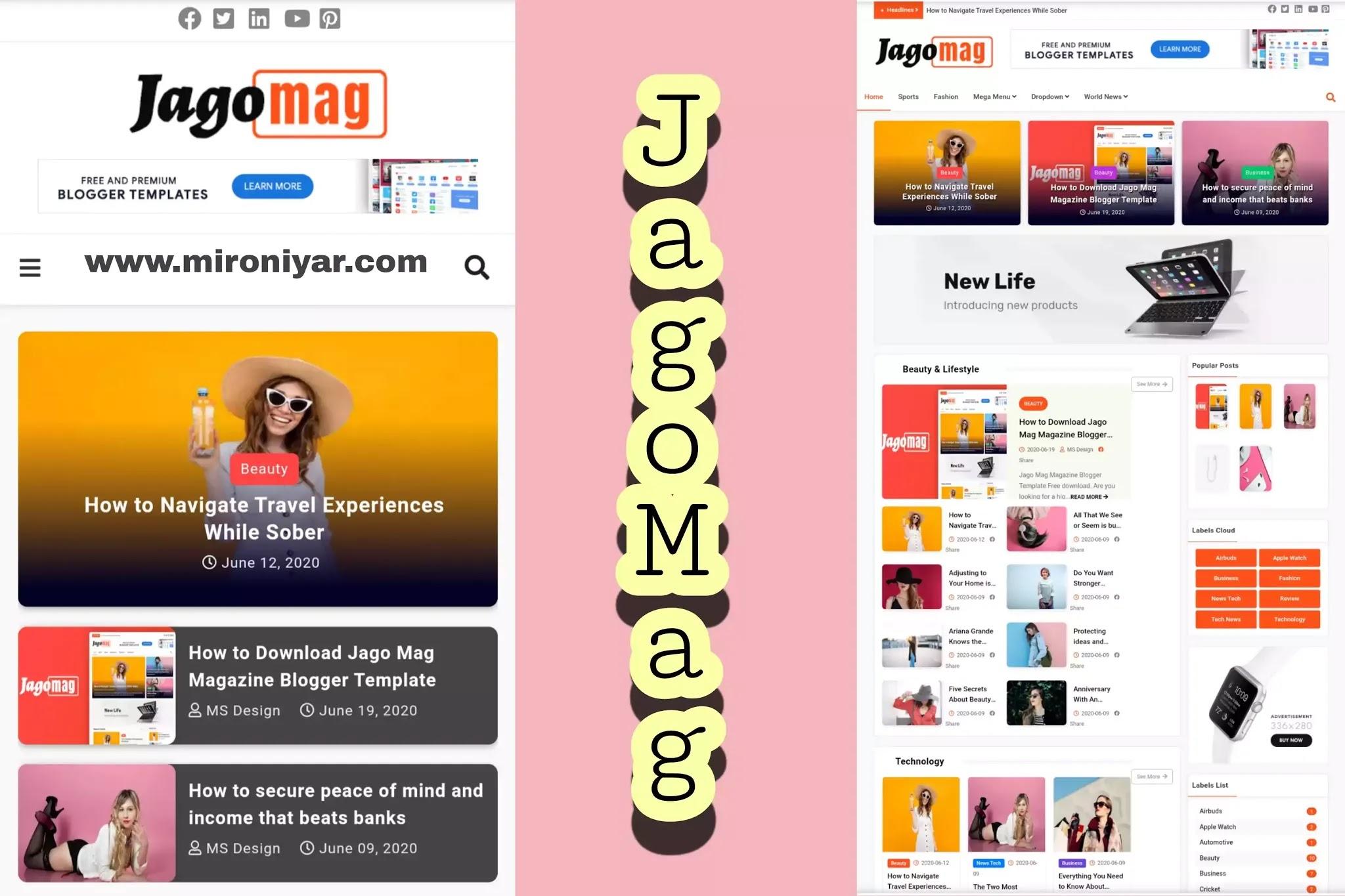 MS Design Blogger Template, Quick Mag blogger template,Sanai Blogger template,Bayna Template