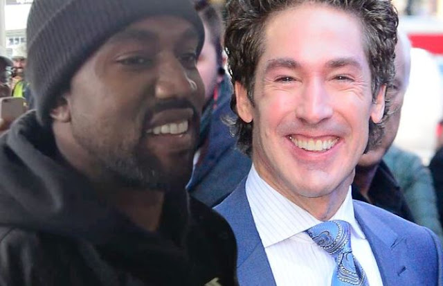 Kanye West to appear in Joel Osteen's ceremony at Lakewood Church