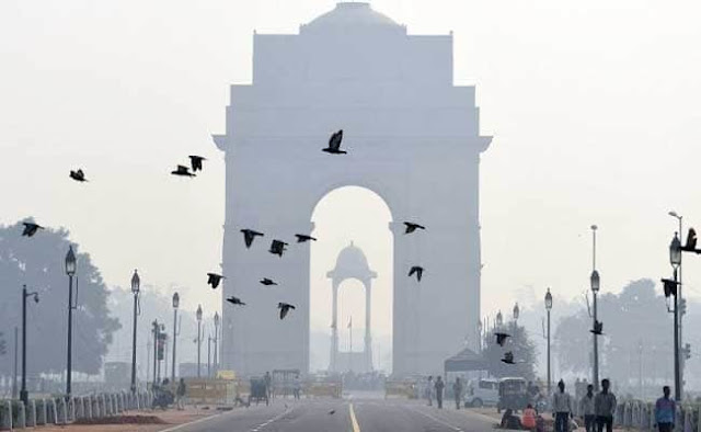 Delhi slips six places in the ranking of better living cities in the world due to climate change