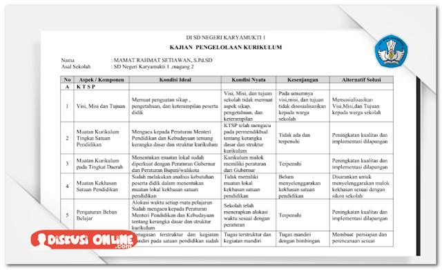 9 Kajian Managerial Sekolah Magang 2