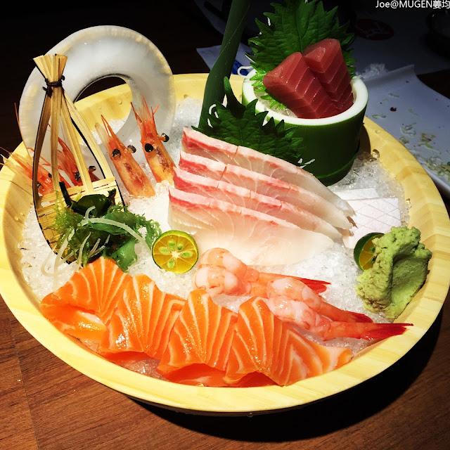 IMG 7432 - 【熱血採訪】一中結合LoungeBar 的 MUGEN 姜均日式手創sushi Bar @空運海鮮@日式手做料理@平價定食