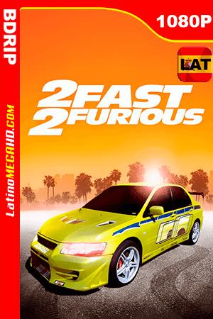 +Rápido +Furioso (2003) Latino HD BDRIP 1080P ()