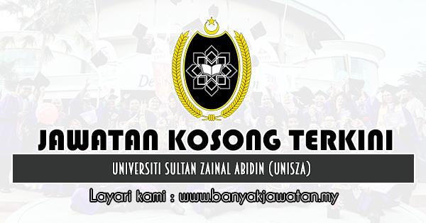 Jawatan Kosong 2020 di Universiti Sultan Zainal Abidin (UniSZA)