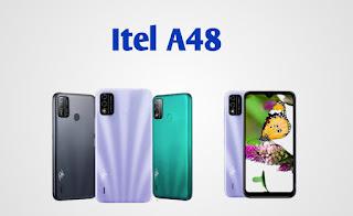 Itel A48