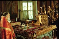 Elements of the Byzantine Holy Table (Altar)