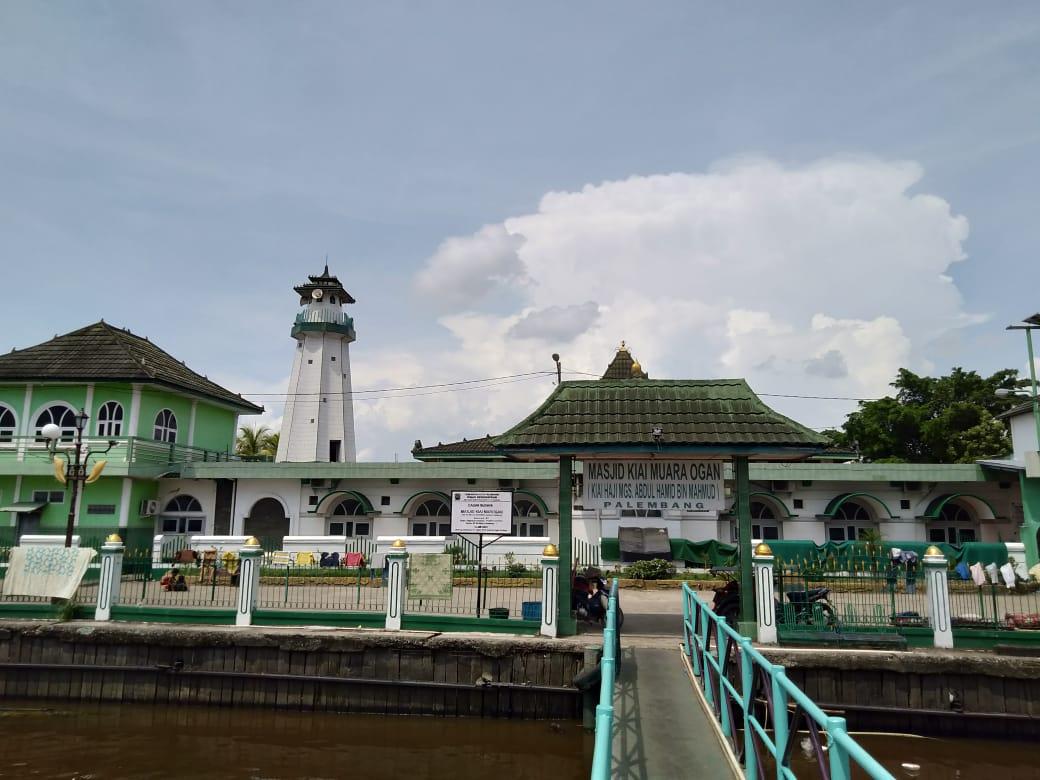 Masjid Ki Merogan; Tempat Persilangan Budaya