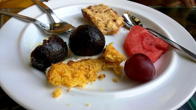 Glasshouse Hyatt Regency Sunday Brunch Vegetarian Vegan Health Nutrition Gourmet Masterchef