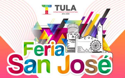 Feria San José Tula de Allende 2020