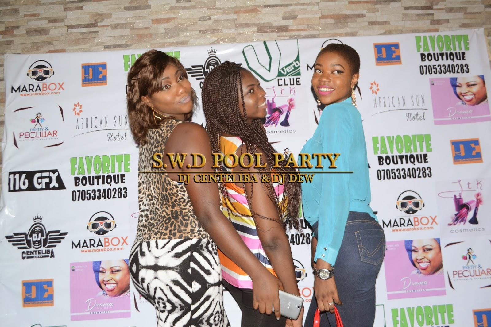 PARTY PICS - DJ Diva Topless DJ