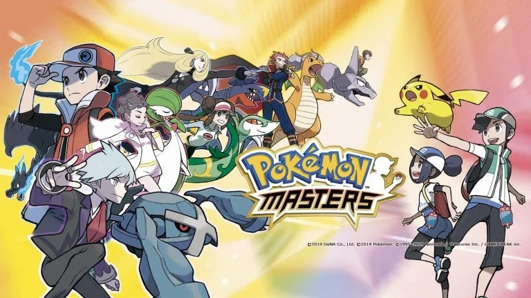 Game Pokemon Master Akan Segera Rilis Lho
