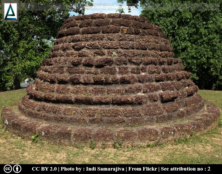 Beddagana ruins