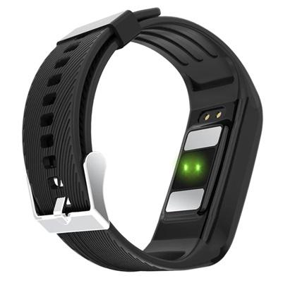 Alfawise T9 (Pulsera de fitness): smartband con monitores de actividad física, ritmo cardíaco y sueño