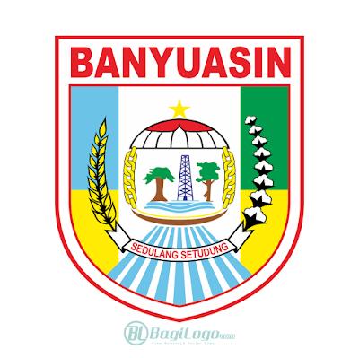 Kabupaten Banyuasin Logo Vector