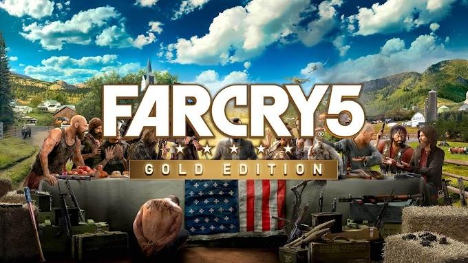 Far Cry 5 29 - 31 Mayıs Arasında Ücretsiz