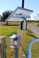 Solar Power or AC, Gator Power Gates