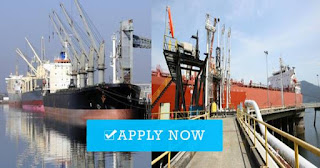 SEAMAN JOB Hiring Filipino seaman crew work at bulk carrier vessel, oil tanker vessel deployment January 2019.
