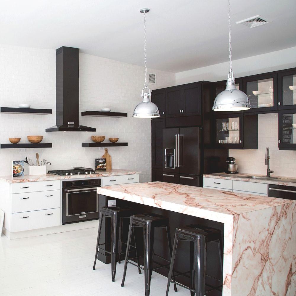 Marble Kitchen elevatedesigncollective