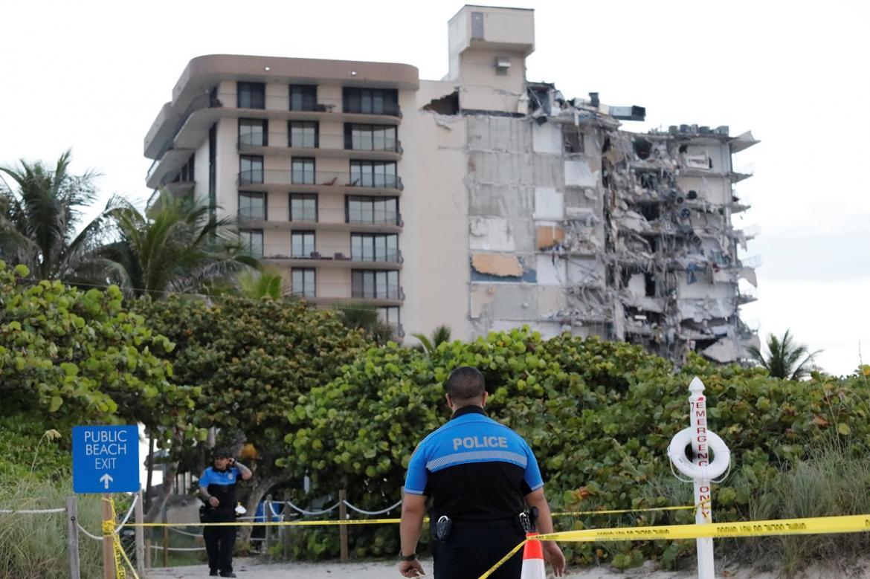 Derrumbe en Miami: Sigue la intensa búsqueda por los nueve argentinos que no aparecen