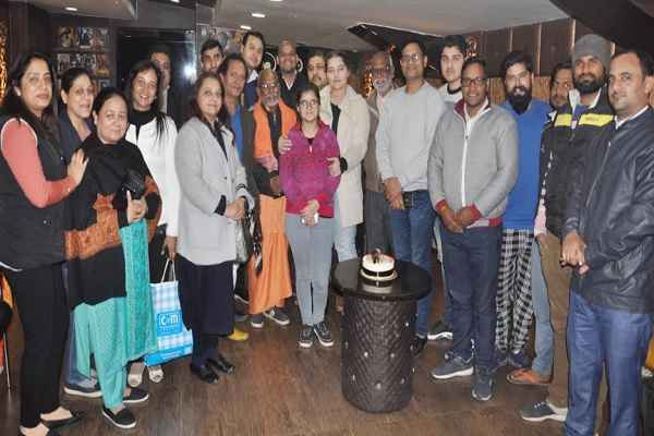 sukanya-bani-hai-durga-star-cast-celebrate-in-faridabad-news