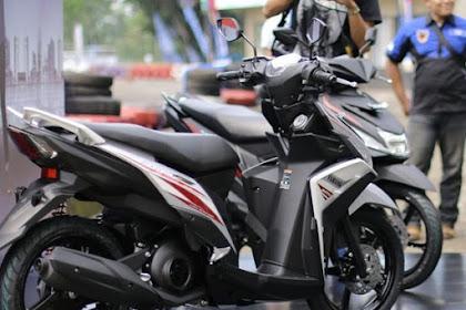 TPT Yamaha BN1, 125 cc, 81.000 Unit, Mio M3/Z dengan SSS
