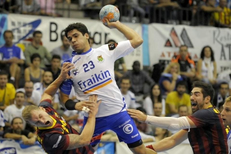 Rodrigo Salinas (CHI) dejaría el Granollers | Mundo Handball