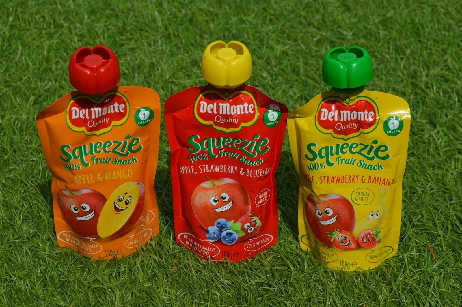 Del monte fruit snack