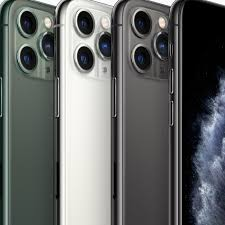 I phone11 with triple camera