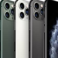 I phone11 with triple camera